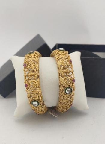 Latest Gold Plated Bangels