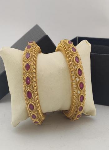 Womens Gold Plated Bangels
