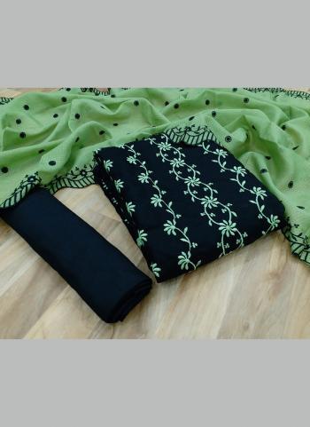 Light Green Kota Chex Casual Wear Multi Work Salwar Suit