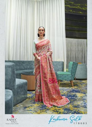 Off White Silk Festival Wear Weaving Saree