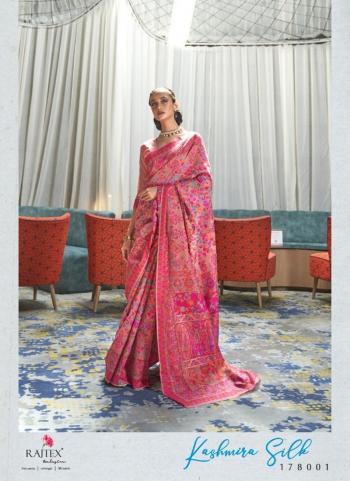 Pink Silk Festival Wear Weaving Saree