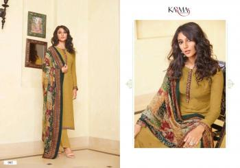 Olive Green Muslin Festival Wear Embroidery Work Straight Suit