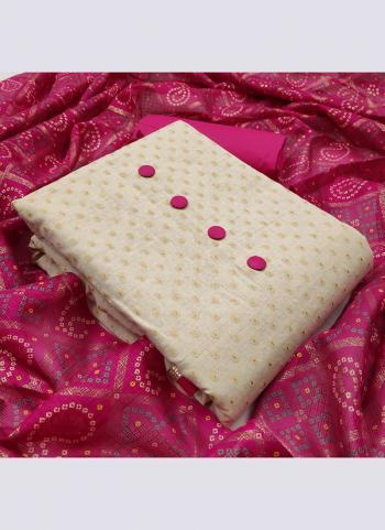 Rani Khadi Cotton Daily Wear Printed Work Salwar Suit