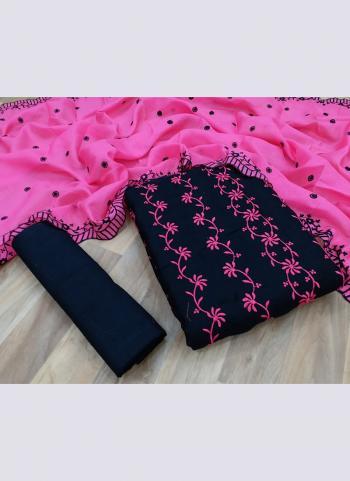 Rani Kota Checks Casual Wear Multi Work Dress Material
