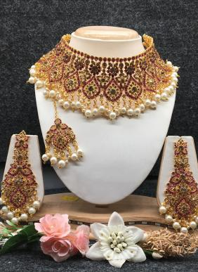 New Designer Wedding Necklace Set Collection