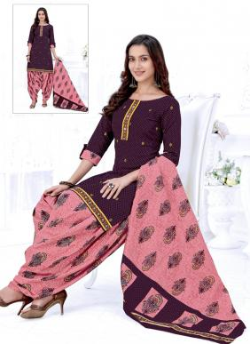 Shree Ganesh Panchi Vol 4 Shop This Cheapest Prices Pure Cotton Printed Daily Wear Readymade Patiyala Suits Collection