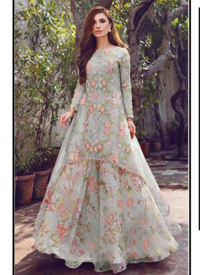 Hoor Tex Aynoor Colour Gold Vol 6 Heavy Georgette Weddig Wear New Designer Pakistani Suits Collection