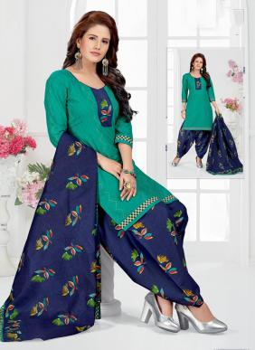 Miss World Choice Super Hit Vol 23 Pure Cotton Exclusive Designer Daily Wear Printed Patiyala Suits Collection