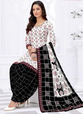 Rajasthan Patiyala Pari Vol 8 New Fancy Printed Regular Wear Cotton Readymade Patiyala Suits Collection