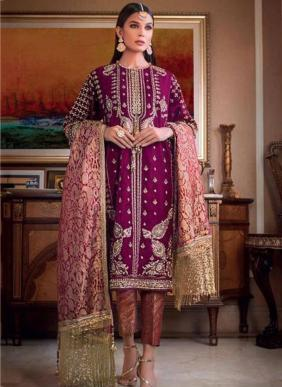 Rinaz Fashion Block Baster Vol 5 Party Wear Exclusive Designer Diamond Work Faux Georgette Pakistani Suits Collection