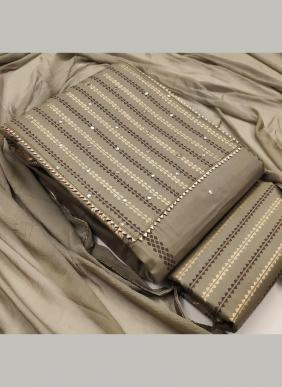 Gangour NX Mirror Work Daily Wear New Designer PC Cotton Salwar Suits Collection
