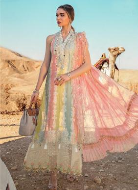 New Designer Pakistani Style Heavy Work Salwar Suits Collection
