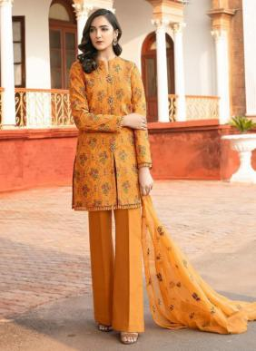 Karachi Embridery Work Pure Cotton Pakistani Salwar Suits Collection