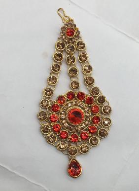 Indian Wedding Style Maang Tikka Collection