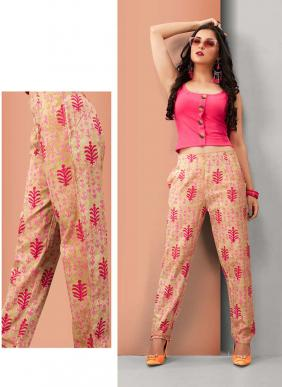Daily Wear New Fancy Printed Bottoms Collection