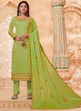 Kalarang Panash Jam Silk Daily Wear Embroidery Work New Fancy Salwar Suits Collection