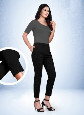 Alishka Fashion Casual Stratchable New Designer Pants Collection