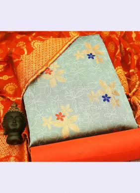 Rahul Nx Traditional Wear New Designer Banarasi Silk Salwar Suits Collection