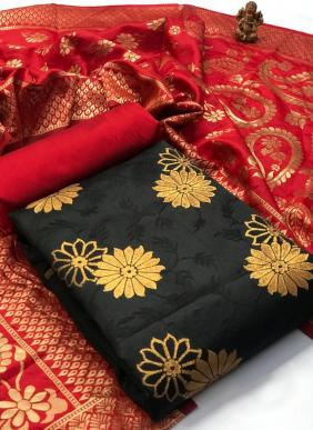 Festival Special Banarasi Silk Latest Fancy Designer Non Catalog Collection