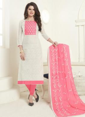 Jinesh NX Avantee Vol 1 Daily Wear Fancy Cotton Jacquard Churidar Suits Collection