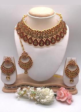 New Designer Necklace Set Collection For Wedding