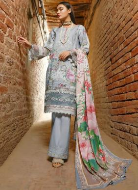 Shree Fab Firdous Vol 14 Pure Lawn Cotton Pakistani Suits Collection