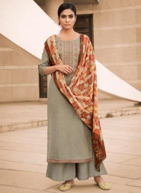 Maisha Ramzan Eid Special Readymade Cotton Palazzo Suits Collection