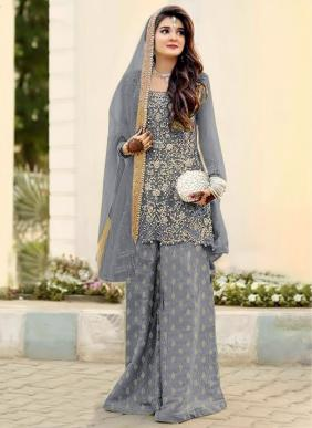 Shree Fab S-278 Eid Special Heavy Embroidery Work Pakistani Suits Collection