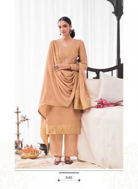 Aashirwad Aaradhya Pure Utsav Silk Salwar Suits Collection