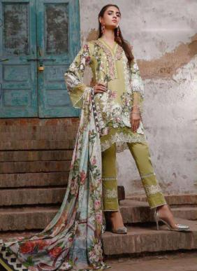 Sairoz Fab Heavy Cotton Summer Special Pakistani Suits Collection