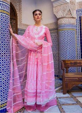 M3 Fashion Sobia Nazir Vol 2 Pure Cotton Embroidery Work Pakistani Suits Collection