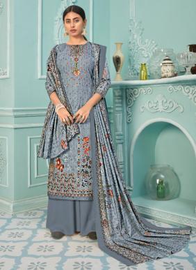 Yashika Zulffat Vol 1 New Fancy Daily Wear Pure Lawn Printed Palazzo Suits Collection