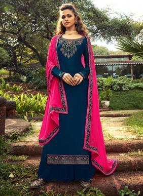 Alisa Aroma Diamond Work Ramzan Eid Special Modal Satin Palazzo Suits Collection