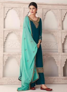 Aashirwad Maria Real Georgette Eid Special Palazzo Suits Collection