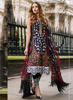 Fepic Rosemeen 1103 Net Heavy Embroidery Work Pakistani Suits Wholesale Collection