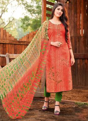 Mehta Flora Vol 65 Readymade Cotton Printed Churidar Suits Collection