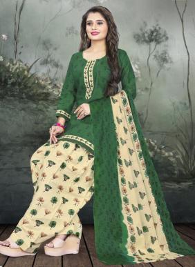 Pratibha Textile Patiyala Vol 1 Pure Cotton Readymade Salwar Suits Collection