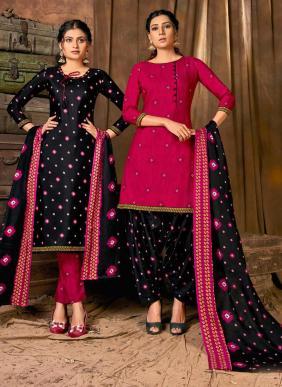 Shiv Gori Laado Pure Rayon Printed Readymade Salwar Suits Collection