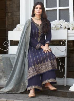 Your Choice Fabulous Modal Jacquard Eid Soecial Palazzo Suits Collection