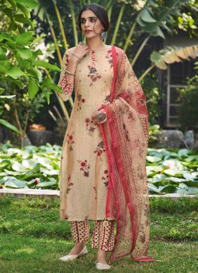 Tunic House Nova TBD Soft Silk Readymade Salwar Suits Collection