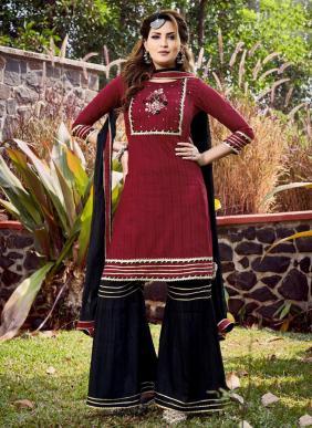 Rijiya Trendz Tjori Vol 2 Viscose Cotton Readymade Salwar Suits Collection