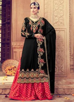 Zubeda Erina Heavy Work Banarasi Lehenga Suits Eid Collection
