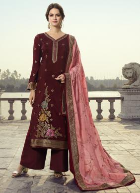 Amirah Haseen Vol 2 Dola Viscose Ramzan Eid Special Palazzo Suits Collection