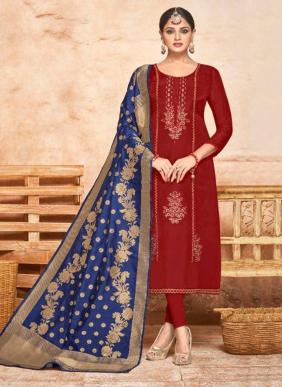 Deepsy Sabiha Banaras Vol 2 Viscose Upada Silk Latest Designer Embroidery Work Festival Wear Churidar Suits Collection