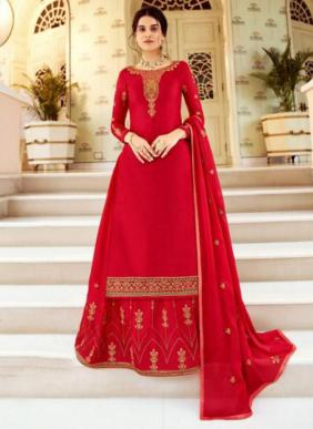 Alisa Sanchi Additional Diamond Work New Designer Party Wear Palazzo Suits Collection