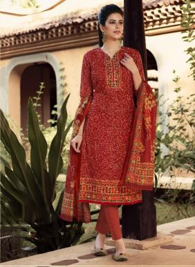 Symphony Charmy Heavy Embroidery Work Festival Wear Modal Chanderi Silk Churidar Suits Collection