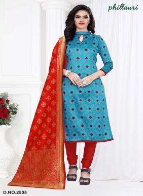 Phillauri Vol 25 Eid Special New Designer Jacquard Silk Suits Collection