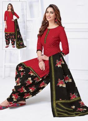 Maa Narayani Fashion Shah Karishma Pure Cotton Latest Patiyala Suits Collection