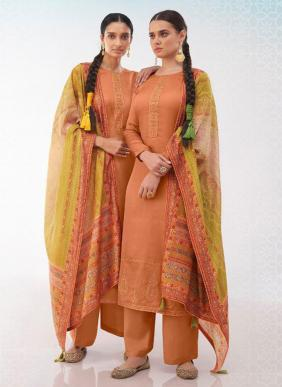 Mor Bagh Bandhan Tussar Silk Eid Special Palazzo Suits New Collection